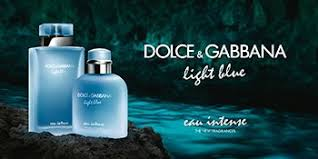 d and g light blue intense dolce gabbana light blue pour homme eau intense eau de parfum