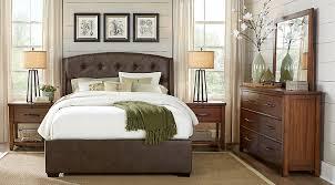 dark wood bedroom furniture dark wood king bedroom sets cherry espresso mahogany brown etc