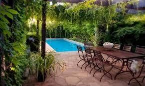 swimming pool garden design ideas