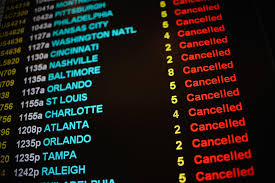 Flightaware Misery Map Winter Storm Jonas Cancels Thousands Of Flights Friday Money