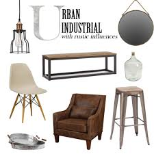 Industrial Decor Urban Industrial Decor With Plaidfox U2014 Minck Co
