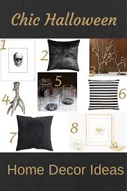 chic halloween home decor ideas to make your room stand out