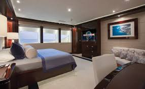 Yacht Bedroom by About Charter Dream Yacht