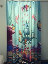 The Little Mermaid Curtains The Little Mermaid Standard Room At The Art Of Animation Resort