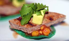 appetizer recipe grilled salsa steak appetizer crystalandcomp com