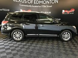 pathfinder nissan black used 2015 nissan pathfinder 4 door sport utility in edmonton ab