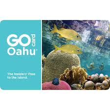 Tourist Map Of New Orleans by 4 Day Go Oahu Ecard