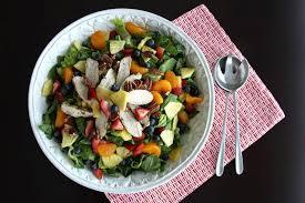 panera u0027s strawberry poppyseed and chicken salad a bountiful kitchen