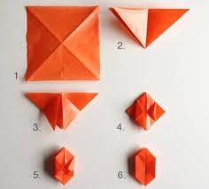 diy steps to prepare origami halloween lights homecrux