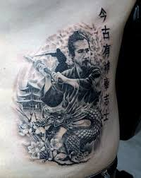 samurai warrior tattoo pictures to pin on pinterest tattooskid