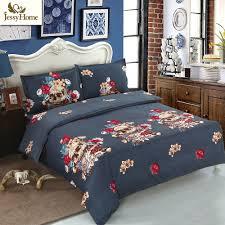 halloween linens aliexpress com buy 3d halloween bedding sets u0026 skull bedding set