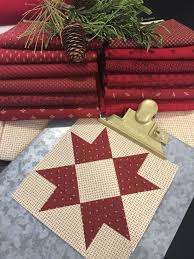 Lisa Fine Textiles by The Magic Of Christmas U2026stitch Along Block 1 Lisa Bongean U0027s Weblog