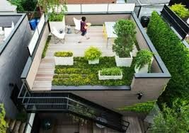 Roof Garden Design Ideas How To Build A Rooftop Garden Appropriately Decorating Design Ideas