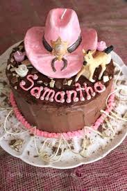 pink cowgirl birthday cake cake boss pinterest cowgirl