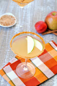 cinnamon apple martini my suburban kitchen