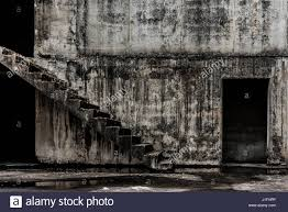 halloween wood background abandoned building ghost living place darkness horror and