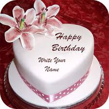 the birthday cake name on birthday cake android apps on play