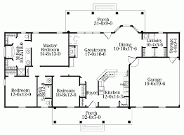 House Plans With Game Room Rectangle House Plans House Plans And More House Design