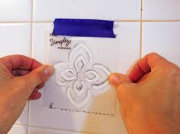 How To Paint Tile Backsplash In Kitchen by How To Paint Wall Tile How Tos Diy