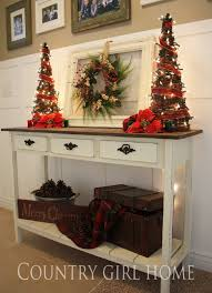 Country Christmas Home Decor by Country Home More Christmas
