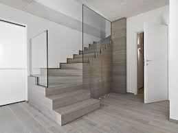 Staircase Design Ideas 40 Stair Railings Of Glass U2013 Airy Feel In The Interior Design Of