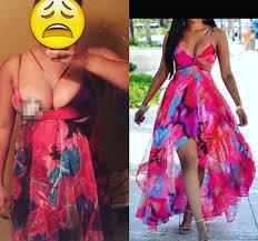 women share hilarious photos of their dress shopping fails that