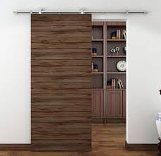 Double Barn Door Track System by Amazon Com Tp Ss02 Satin Nickel Brushed Stainless Steel Sus304