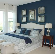 Navy Blue Master Bedroom Ideas Affordable Navy Blue Decorating - Blue bedroom ideas for adults