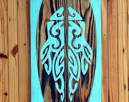 Tiki Home Decor Tiki Hut Decor Etsy