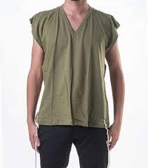 talit katan buy tallit katan cotton v neck tzitzit vest israel catalog