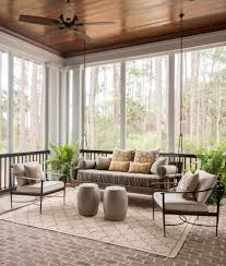 sunroom ideas sunroom transitional with swinging chair garden