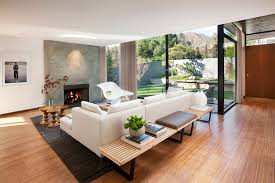 mid century modern furniture living room 25 bright