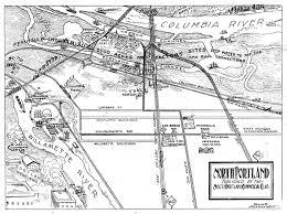 Portland Street Map by Portland Street Map
