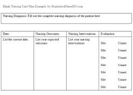 wound care plan template nursing care plans free care plan exles for a registered