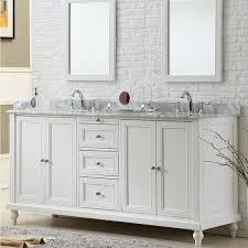 White Double Sink Bathroom Vanities by 59 Best Upstairs Master U0026 Bath Vanity Images On Pinterest Bath