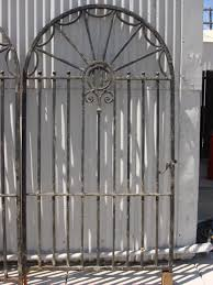 architectural antiques forged antique iron gate