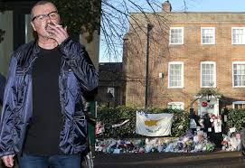 inside george michael u0027s london home where he was found dead star