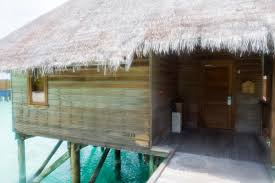 conrad maldives all access king water villa review
