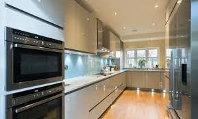 cuisine grise plan de travail noir exemple cuisine plan de travail gris credence meuble