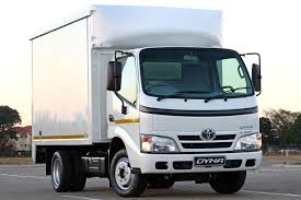 hino at the johannesburg motor truck and bus show