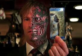 Galaxy Note Meme - two face samsung galaxy note 7 explosion controversy know your meme