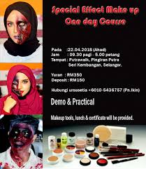 special effects makeup schools nyc sfx one day course sfx special effects makeup