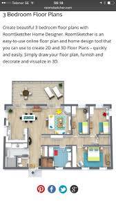 26 best plattegronden images on pinterest floor plans
