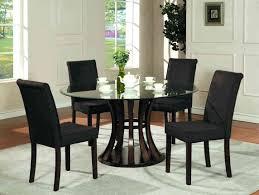 Glass And Oak Dining Table Set Fabulous Oak Glass Dining Tables Ideas Kitchen Dining Sets Glass