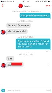 Nude Memes - dank memes got me nudes tinder