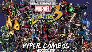 ultimate marvel ultimate marvel vs capcom 3 for playstation 4 all hyper combos