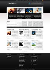 Best Website Color Schemes by Premium Wordpress Theme Webpress