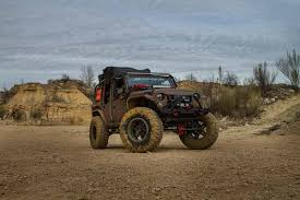 starwood motors jeep bandit starwood motors u0027 project jeep nomad can handle anything you throw