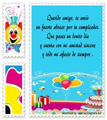 imagenes de cumpleaños para un querido amigo pensamientos de cumpleaños para mi amigo bonitas dedicatorias de