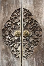 carved wooden door bali details pinterest doors gates and